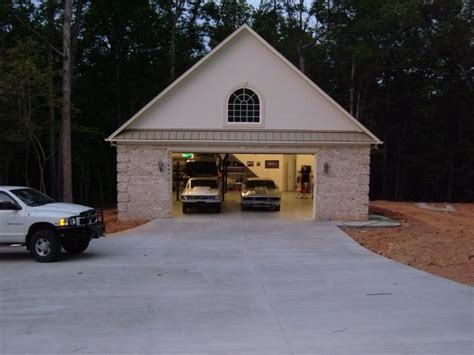 How Much Does A 3 Car Garage Cost To Build by Building A Garage Cost Page 2 For A Bodies Only