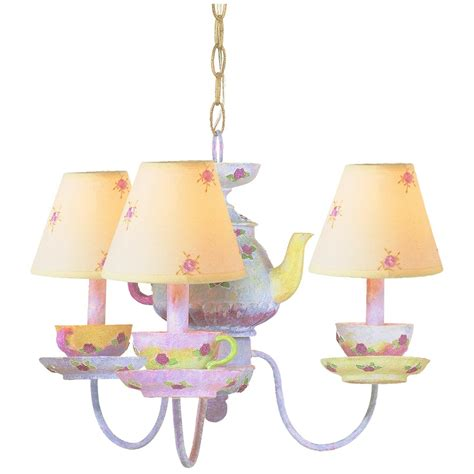 Chandelier Cups Trans Globe Lighting 174 3 Light Tea Cup Chandelier 210558 Lighting At Sportsman S Guide