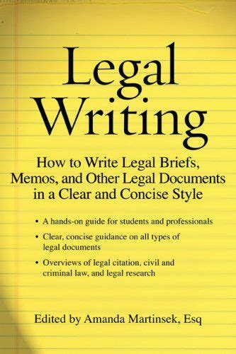 brief concise and clear the basics of writing for relations and communications books 440 best images about lawyer paralegal on in