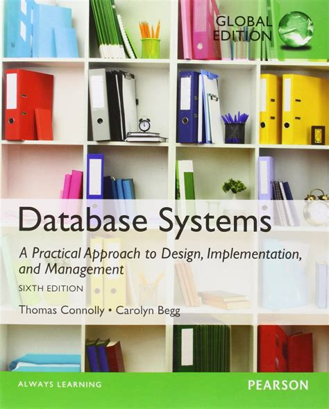 database systems design implementation management books database systems a practical approach to design