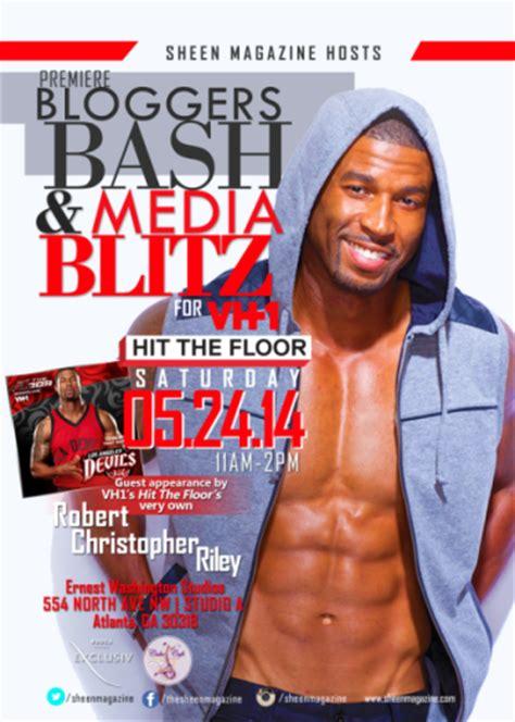 sheen magazine presents vh1 s hit the floor meet greet
