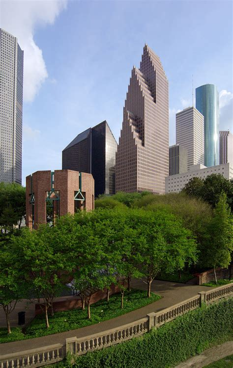 bank of america a bank of america center houston houston properties hines