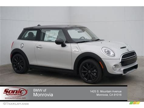Mini Silver 2015 white silver metallic mini cooper s hardtop 2 door 99138043 gtcarlot car color