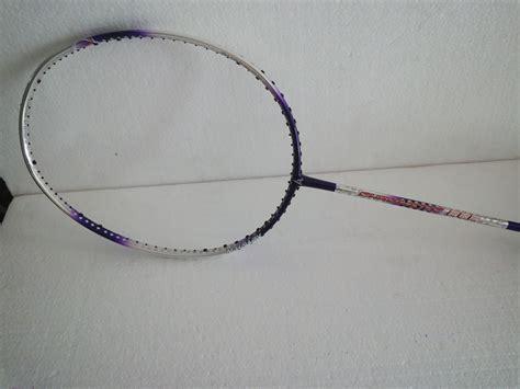 Raket Morris jual perlengkapan olahraga bulutangkis badminton
