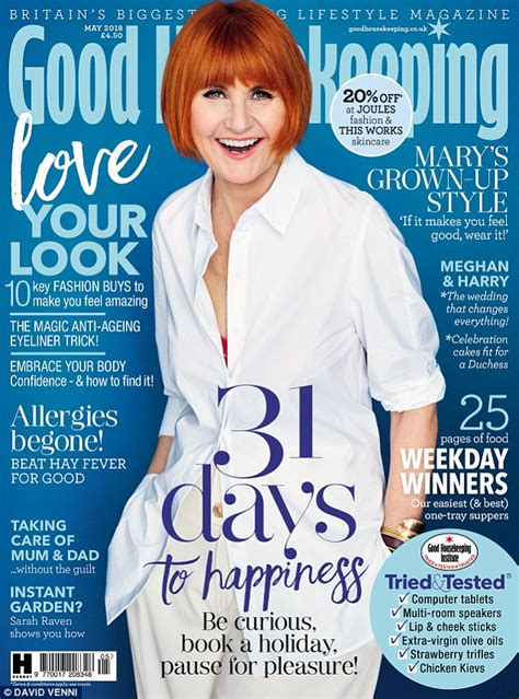 good housekeeping com mary portas discusses empowering women to reject fashion