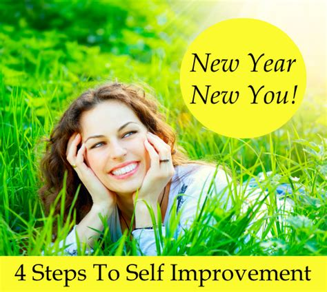 new year steps new year new you 4 steps to self improvement