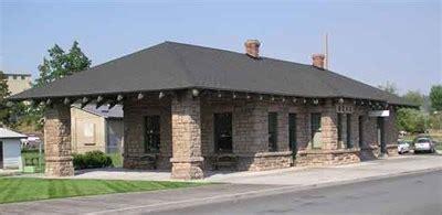 oregon trunk railroad depot bend stations depots
