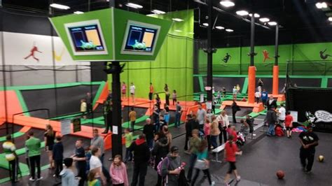 teen night at launch trampoline park hartford ct fun place for