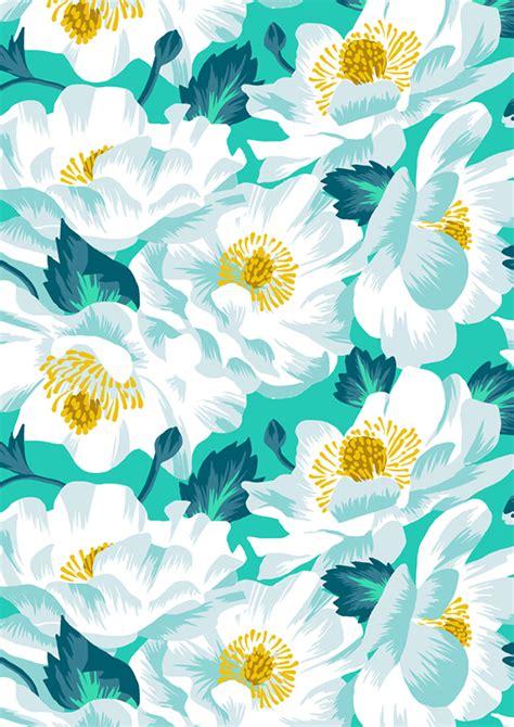 pattern background spring flower patterns for spring my blue flamingo