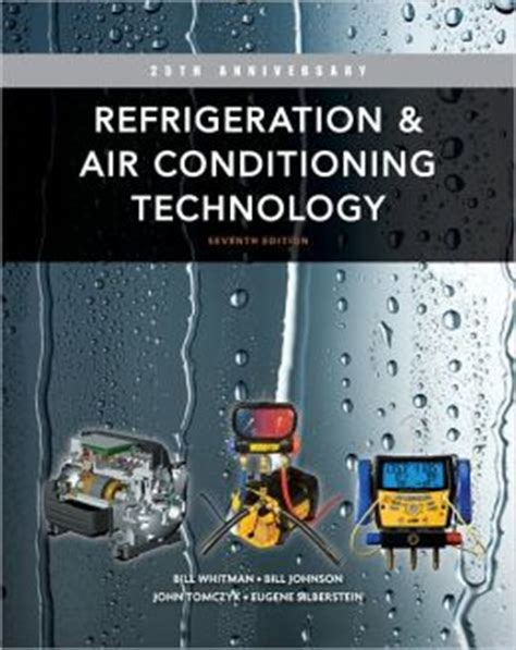audel refrigeration home and commercial refrigeration and air conditioning technology edition 7