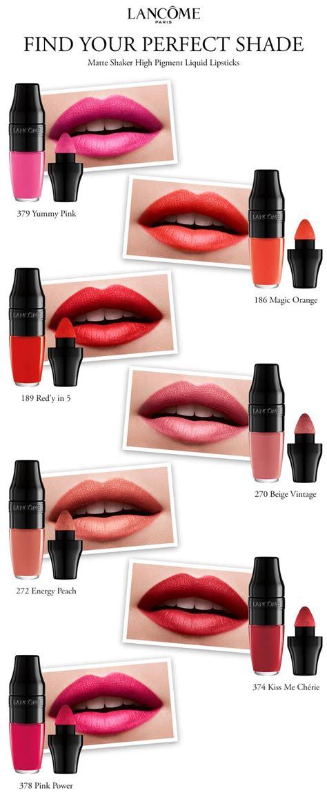 Lipstick Makeover Hi Matte 819 best images about lancome on jason wu