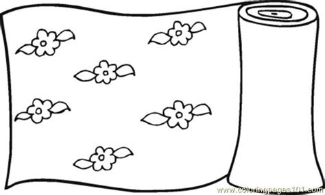Rug Coloring Page free coloring pages of rug