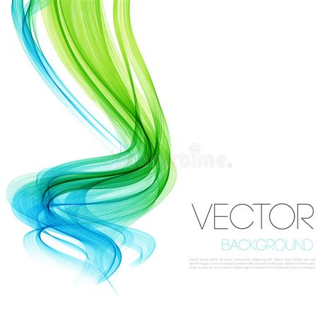 abstract vector layout design free download smooth wave stream line abstract header layout stock