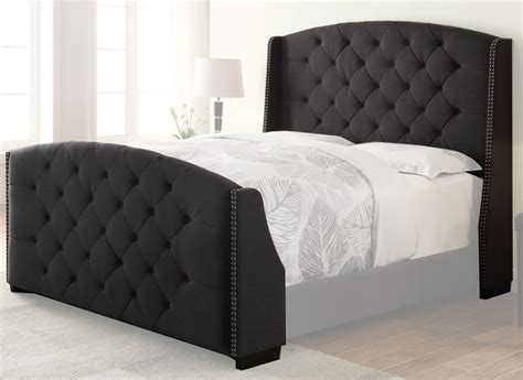 upholstered headboards and footboards headboard and footboard queen
