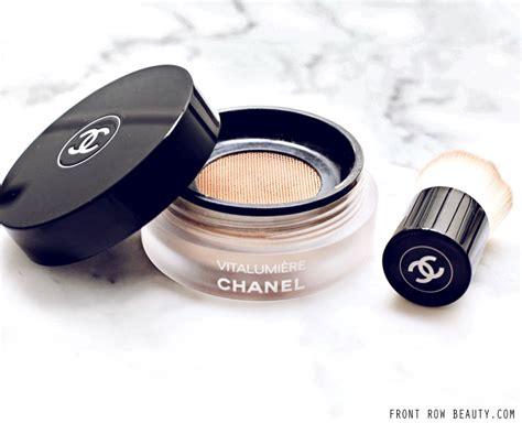 Bedak Compact Shiseido chanel vitalumiere powder foundation with mini