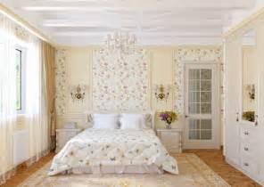Superb Idee De Chambre Adulte #1: Chambre-vintage-id%C3%A9e-chambre-vintage-jolie-id%C3%A9e-papier-peint-chambre-adulte-appliques-vintage-armoire-d%C3%A9co-chambre-adulte-zen-fleurs-tapis-somptueux-3.jpg