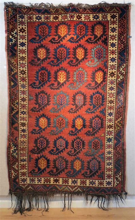 Hali Handmade Rugs - san francisco bay area central asian textiles exhibition