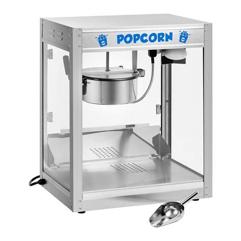 Teflon Maker popcorn maker retro popcorn machine professional 1350w
