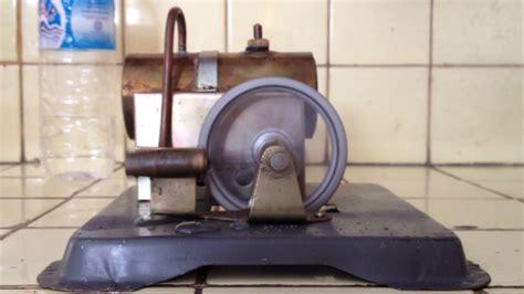 Mesin Uap Miniatur Mesin Uap Penggerak Turbin