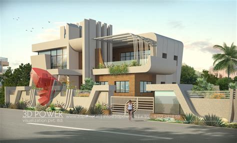 3d rendering house plans villa 3d rendering modern villa 3d interior rendering