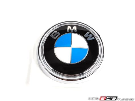 Bmw Emblem Replacement by Genuine Bmw 51147157696 Bmw Emblem Roundel Rear