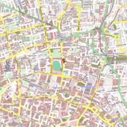 central road map deboomfotografie