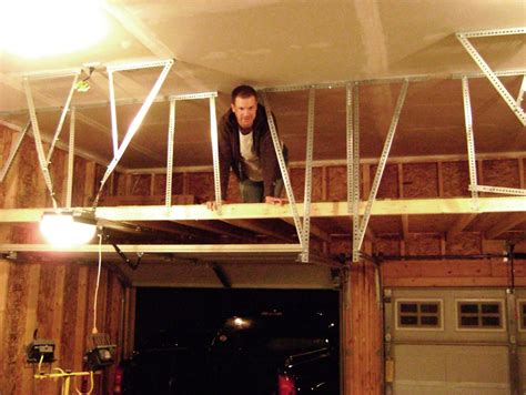 how to build a garage loft garage mezzanine ideas joy studio design gallery best