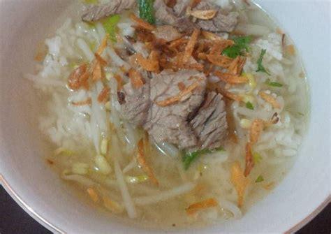 soto daging bening khas boyolali resep   resep