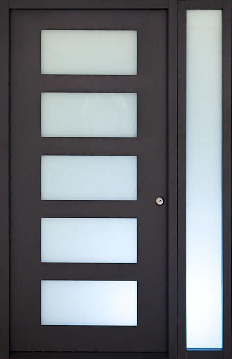 Exterior Doors Contemporary Gallery Of Modern Exterior Doors By Doors 15b Sidelight
