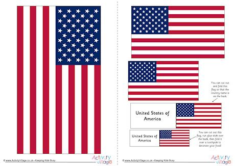 free printable us state flags united states flag printable
