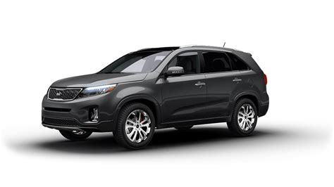 Kia Sorento Colours 2016 Kia Sorento Exterior Colors Fisher Kia