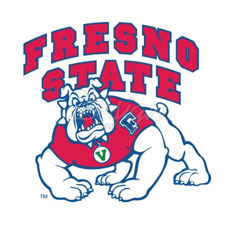 Is Fresno State Mba A Top 50 by Fresno State Bulldogs Logo T Shirt Iron On Transfers N4423