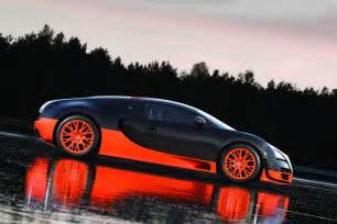 Orange Bugatti Veyron Photos Bugatti Veyron Sport 2011 From Article Made