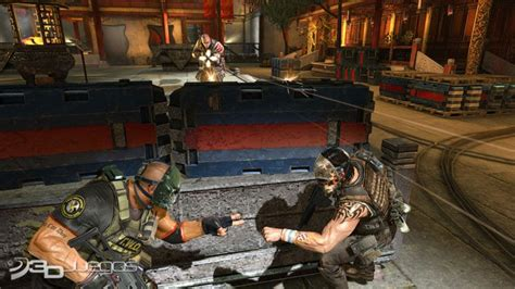 Ps3 Army Of Two 40 Day an 225 lisis de army of two the 40th day para ps3 3djuegos