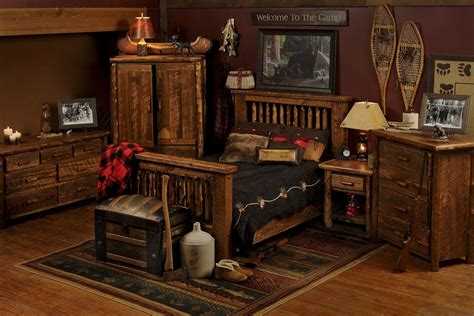 Sawmill Furniture by Sawmill Pine Stockade Bed Vintage Looking Furniture Barn