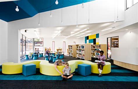 home design school schools with a splash of color