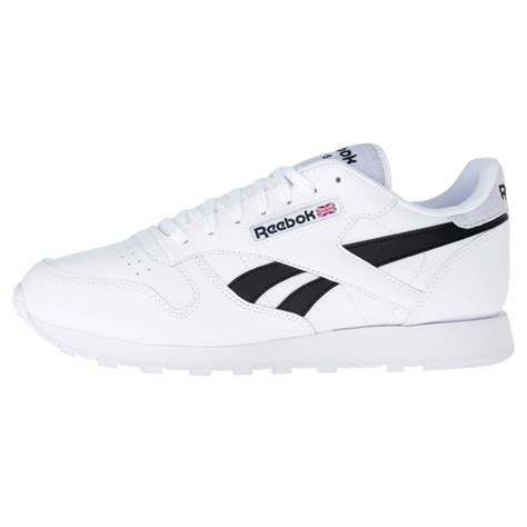 reebok classic sneakers reebok classics quot classic leather pop quot sneakers s black