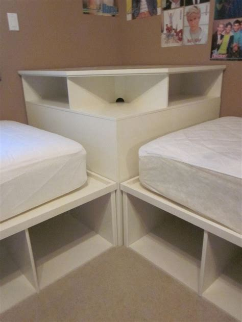 corner unit beds best 25 corner twin beds ideas on pinterest corner beds