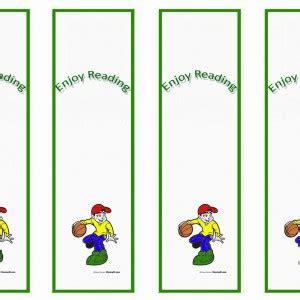 printable basketball bookmarks basketball bookmarks birthday printable