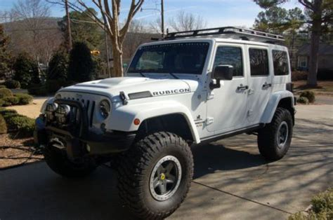 built jeep rubicon buy used 2014 jeep wrangler unlimited rubicon quot hemi quot built