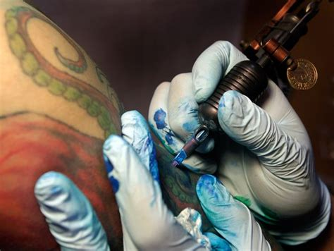 tattoo ink without nickel new research has turned up troubling findings about toxic