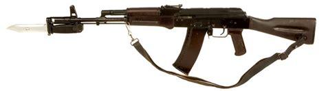 Original Peluru Gotri Baikal 45mm deactivated kalashnikov ak74 assault rifle modern deactivated guns deactivated guns