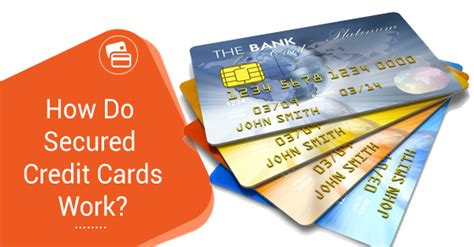 How Does A Gift Card Work - how do secured credit cards work kevin thatcher