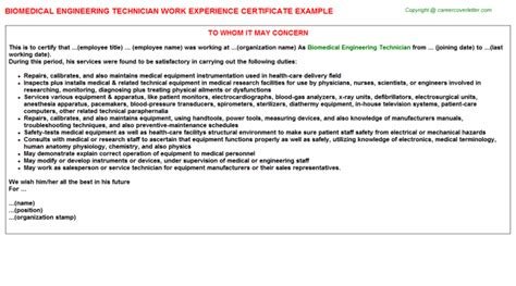 Hydrological Research Letter biomedical engineer work experience letters sles