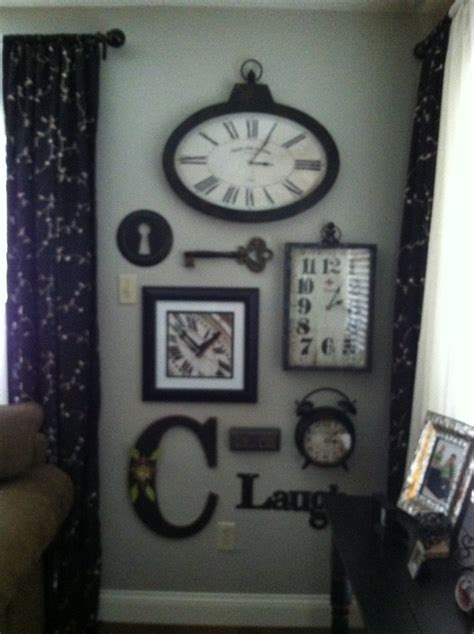 Best Wall Clocks For Living Room 17 Best Ideas About Living Room Wall Clocks On