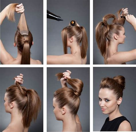images of how to make hair buns with yaki braids how to make perfect donut bun beauty zone