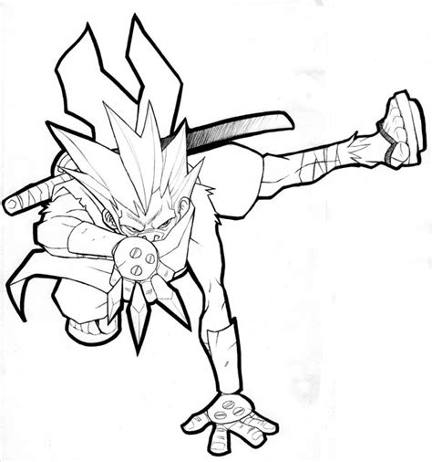 ninja monkey coloring pages how to draw break dancers