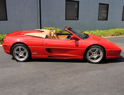 1997 f355 spider for sale 1997 f355 spider for sale