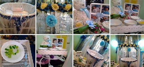 Keranjang Ayunan Bayi dekorasi ayunan aqiqah bayi medan sewa dekorasi ayunan aqiqah