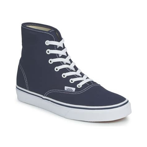 New Vans For vans shoes sale new discount vans authentic high top shoes navy unisex vans shoes 0095 www